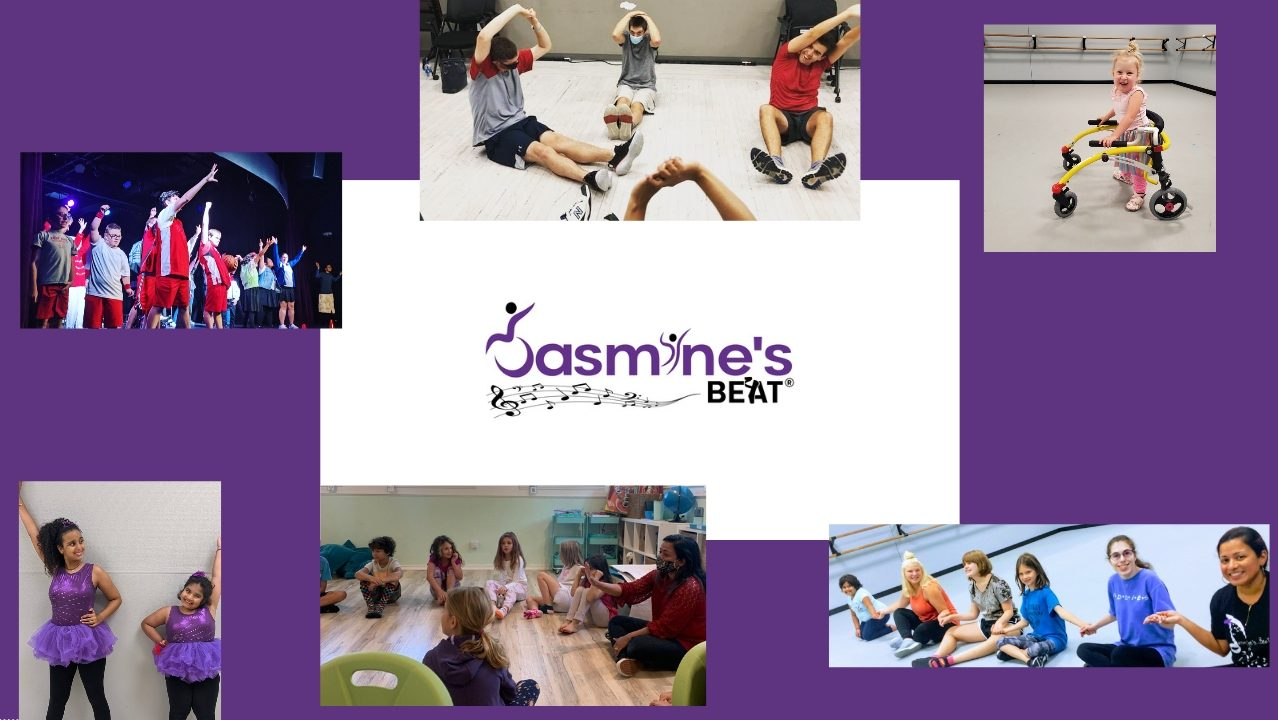 Jasmine's Beat®- An Adaptive Dance Company for Persons of All Abilities